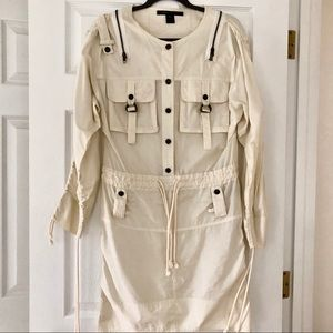 Marc Jacobs Vintage Parachute Minidress